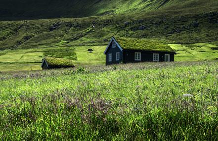 Gjogv, Fotoreise Färöer Inseln