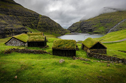 Landschaftsfotograf Sebastian Kaps aus Deutschland, Färöer, Saksun