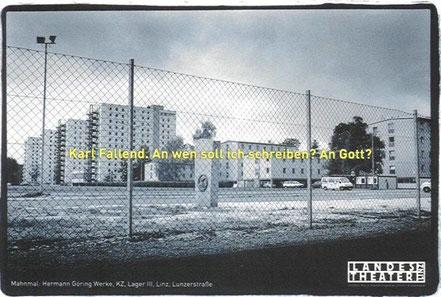 Karl Fallend - An wen soll ich schreiben? An Gott?