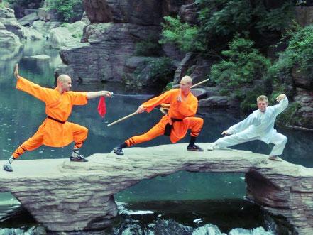 Theo Philosport - Kung Fu Shaolin