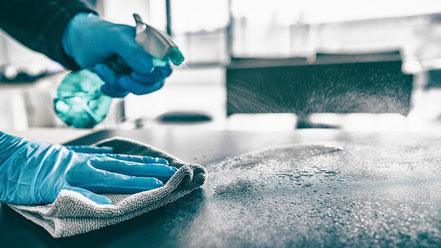 Desinfectantes - Limpiadores industriales