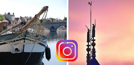 Photos Instagram Villeneuve-sur-Yonne avec le hashtag #DestinationVilleneuve