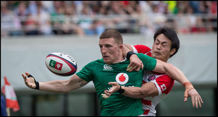Japan -v- Ireland Preview