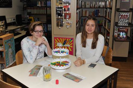 Wir bedanken uns bei unseren jahrelangen Mitarbeiterinnen Kathi und Ines für ihre verlässliche Unterstützung!