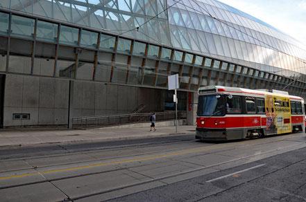 Die Art Gallery of Ontario (AGO) zählt zu den besten und größten Kunstmuseen Nordamerikas! 68000 m² Ausstellungsfläche!
