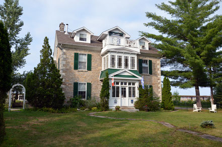 Spruceholme Inn B&B in Fort-Coulonge.