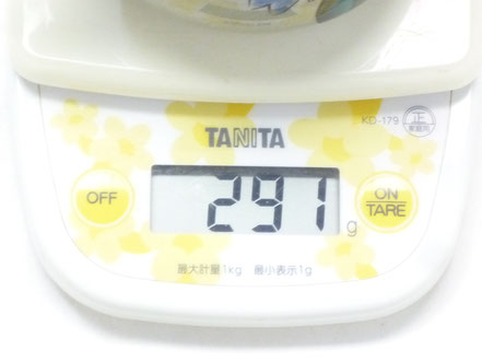 百華園-九谷焼急須 ティーポット 小 白兎ソメイヨシノ『裏絵』
