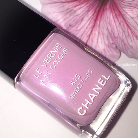 CHANEL SWEET LILAC 615