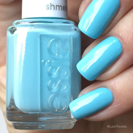 swatch essie sea the sights by LackTraviata
