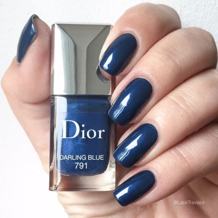 SWATCH Dior Darling Blue 791