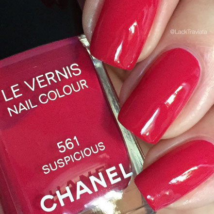 Swatch CHANEL SUSPICIOUS 561 by LackTraviata