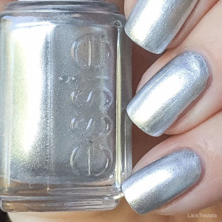 swatch essie apres-chic (virgin snow collection winter 2015)