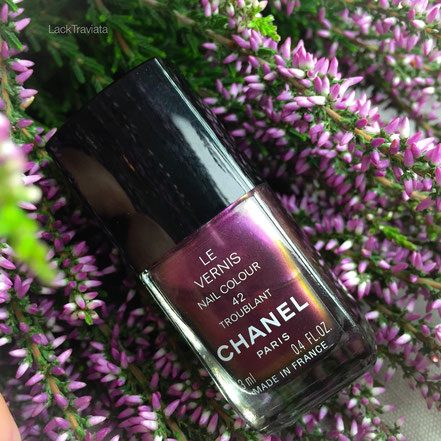 SWATCH CHANEL TROUBLANT 42