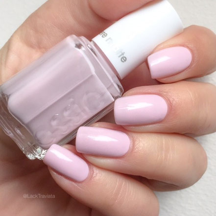 swatch essie soft as sand by LackTraviata