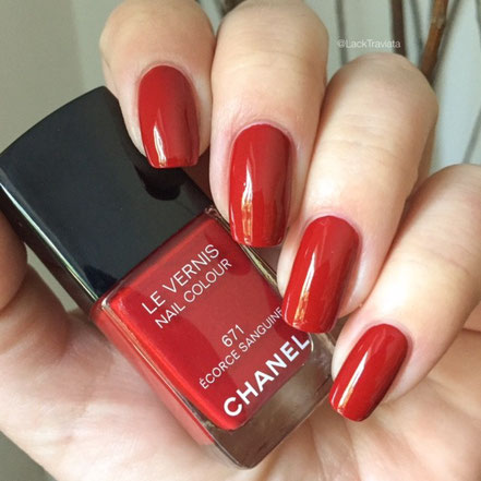 SWATCH CHANEL ÉCORCE SANGUINE 671