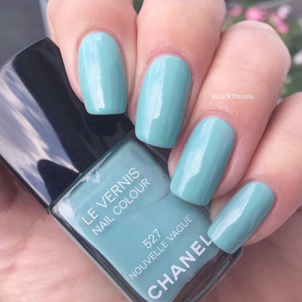 SWATCH CHANEL NOUVELLE VAGUE 527 by LackTraviata