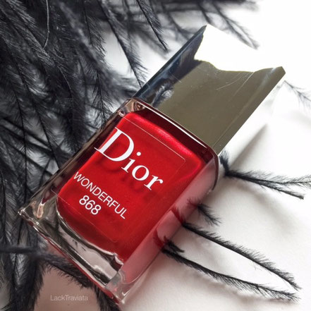Dior Wonderful 868 Dior Addict Collection Dior Fall 2015