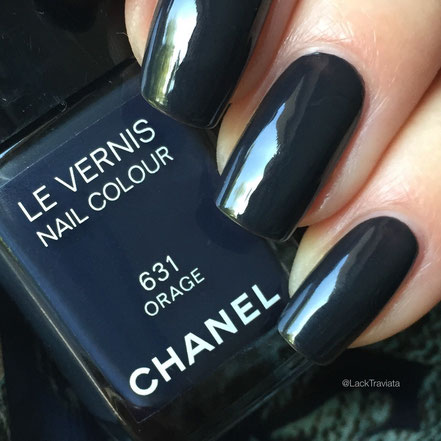 SWATCH CHANEL ORAGE 631 by LackTraviata