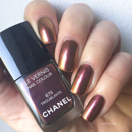 SWATCH CHANEL TROUBLANTE 675