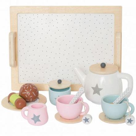 Jabadabado Tee Set