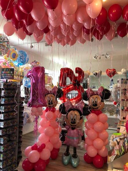 Ballontrauben, gasgefüllte Heliumballons und Geschenkballons von Lubaliba in Bremen-Kattenesch