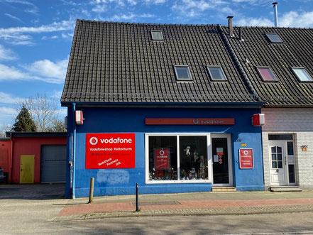 Vodafone Shop in 28277 Bremen Kattenturm