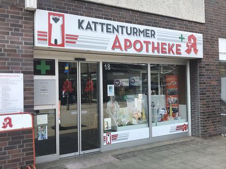 Kattenturmer Apotheke, Gorsemannstr. 18, 28277 Bremen-Kattenturm