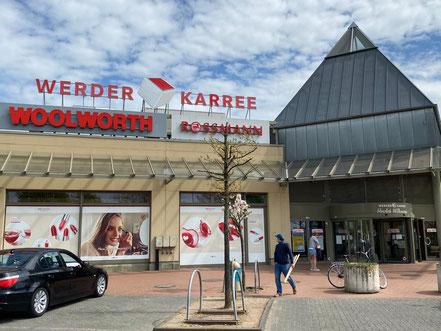 Woolworth im Bremer Werder-Karree, Bremen-Habenhausen, Bremen Obervieland