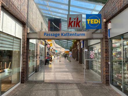 Imbiss für Fast Food in der Passage Kattenturm in 28277 Bremen