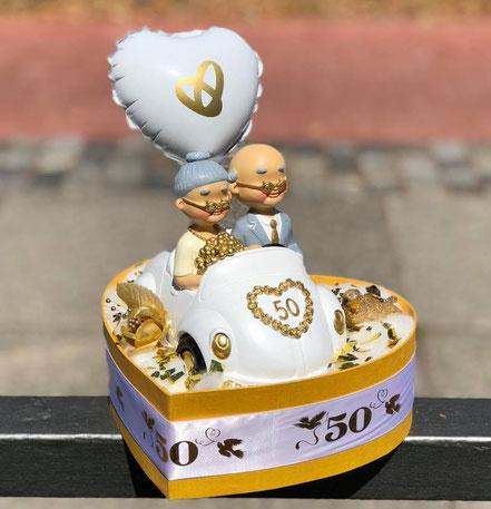 Geschenke zum Hochzeitstag, zur Silberhochzeit oder Goldenen Hochzeit von Lubaliba in Bremen-Kattenesch