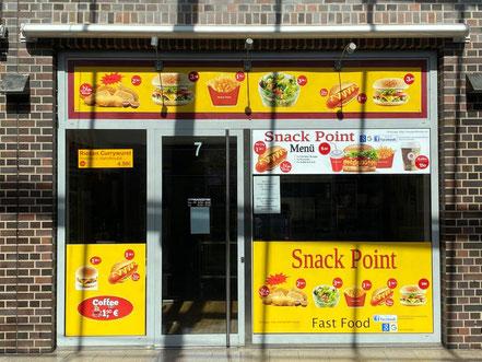 Snack Point Bremen  Kattenturm Passage  Gorsemannstr. 7  28277 Bremen