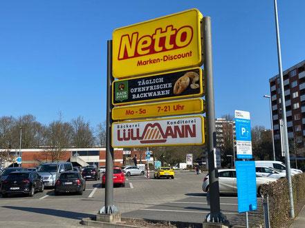 Netto Marken-Discount Kundenparkplatz am Arsterdamm in 28279 Bremen Arsten