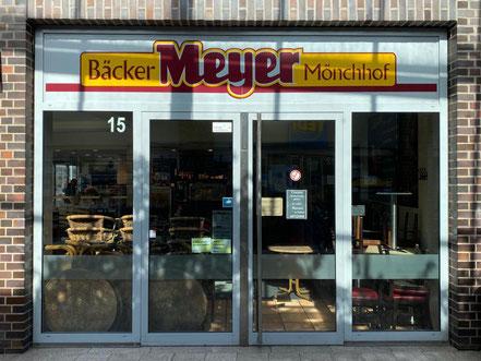 Bäckerei Meyer Mönchhof Filiale Gorsemann in Bremen-Kattenturm, Gorsemannstraße (Bremen Obervieland)