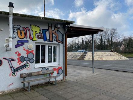 Funpark Bremen - kostenlos nutzbar für Kinder und Jugendliche in Bremen-Kattenturm