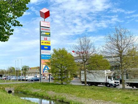 TEDi im Werder-Karree in Bremen-Habenhausen, Bremen Obervieland (Filiale im 1. Stock)