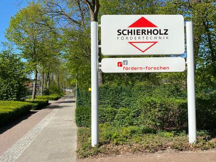 Schierholz Fördertechnik in Bremen-Arsten, Bremen Obervieland