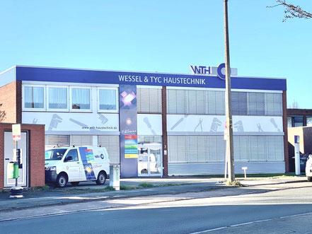WTH Wessel & Tyc Haustechnik in Bremen-Arsten, Bremen Obervieland