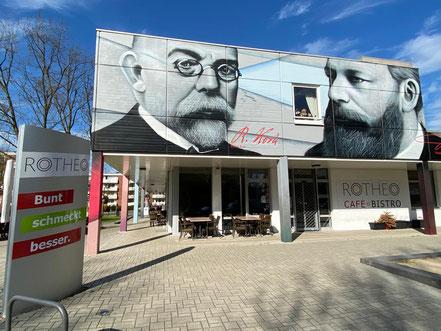 ROTHEO Café und Bistro in Bremen-Kattenturm