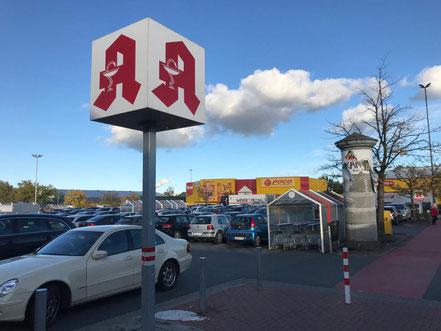 Apotheke im real Bremen-Habenhausen in Bremen Obervieland