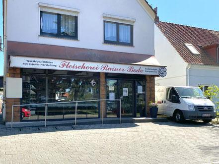 Die Fleischerei Rainer Bode in Bremen-Habenhausen bietet Qualitätsfleisch, einen wechselden Mittagstisch und Qualitätswurstwaren an. Fleischerei in Bremen Obervieland