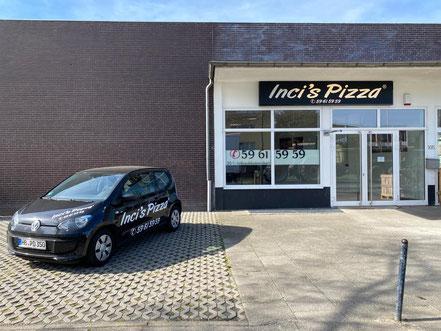 Inci's Pizza - Lieferservice und Pizzaservice in Bremen-Kattenturm, Arsterdamm 105 (Bremen Obervieland)
