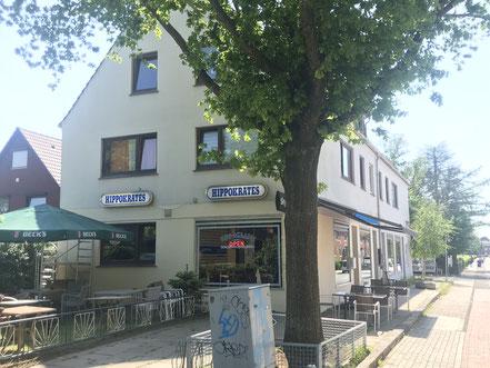 Taverna Hippokrates in Bremen-Kattenturm - griechische Spezialitäten wie Giros, Rollo, Pita, Pizza, Schnitzel, Souvlaki