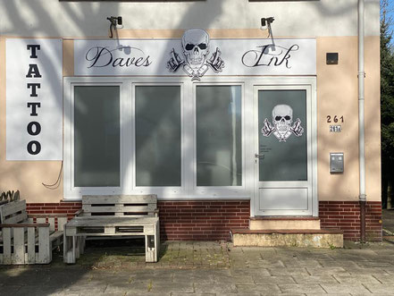 Daves Ink Tattoo - Tattoostudio in Bremen-Kattenesch, Bremen Obervieland