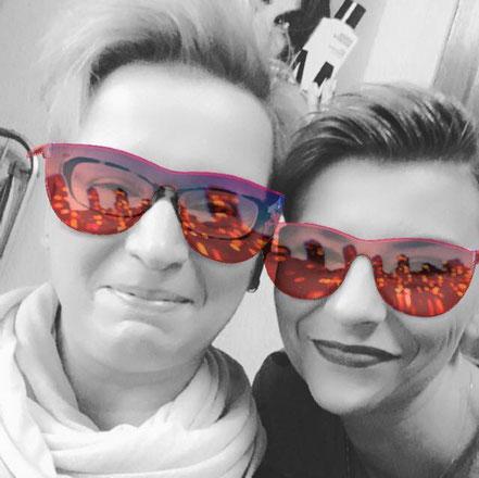 Shorty und Alex sorgen für Ihren perfekten Look