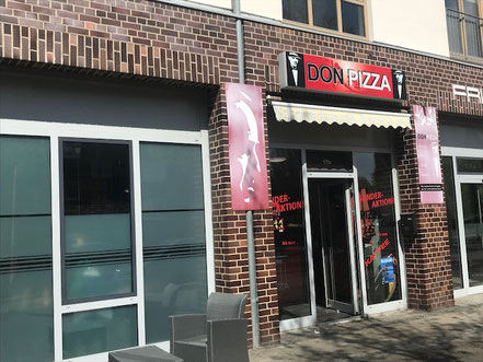 Don Pizza in Bremen-Kattenturm - Pizzeria, Imbiss, Burger, beste Pizza in town