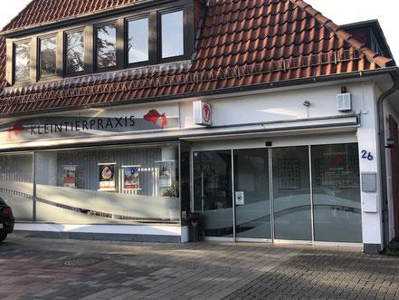 Tierarztpraxis Nina Berg in Bremen-Kattenesch