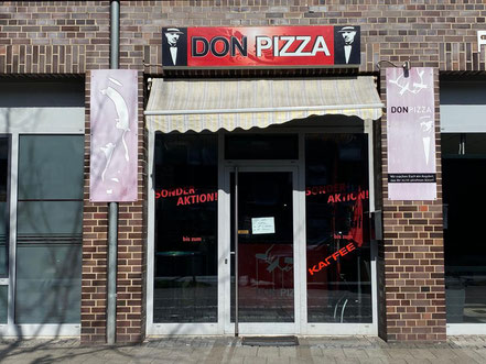Don Pizza Pizzeria in Bremen Kattenturm