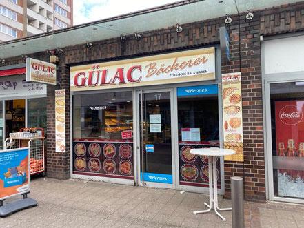 Bäckerei Gülac in Kattenturm-Mitte (Gorsemannstraße, Bremen Obervieland) - Türkische Backwaren, Fladenbrot, Baklava und vieles mehr
