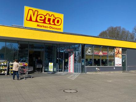 Netto Marken-Discount Einkaufszentrum Arsterdamm in 28279 Bremen Arsten