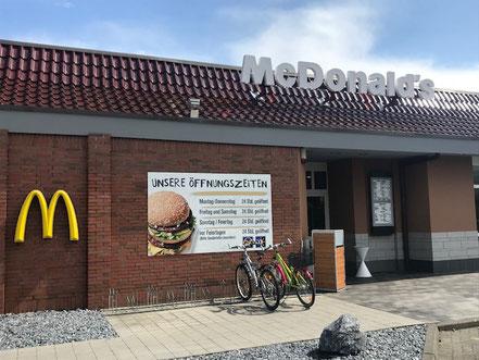 McDonald's / McDrive / McCafé in 28279 Bremen-Habenhausen